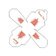 Toni Ellison: Miniature Chinese Take Out Charms - Toni Ellison