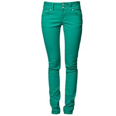 LTB NEW MOLLY Slim fit jeans ($52) ❤ liked on Polyvore