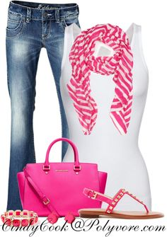 """""""What A Super Cute Scarf"""" by cindycook10 on Polyvore"""