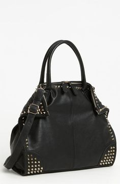 Melie Bianco 'Iman Spike Stud' Tote available at #Nordstrom
