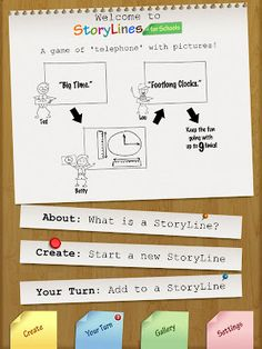 StoryLines for Figurative Language from Speech Room News. Pinned by SOS Inc. Resources.  Follow all our boards at http://pinterest.com/sostherapy  for therapy resources.