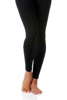 Stockholm Basic Leggings- Fleece lined size M/L