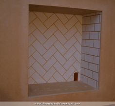 Faux Brick With Drywall Compound
