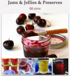 Cherry jam recipes on pinterest - Advice making jam preserving better ...