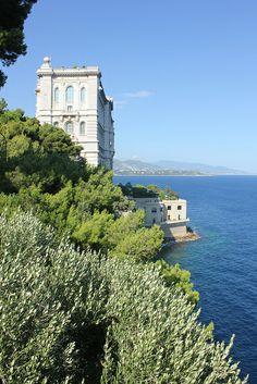 Grimaldi Palace ~ Monte Carlo, Monaco