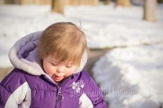 My Stubborn Little Miss: Spread the Word.