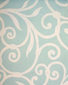 Aquamarine Upholstry Fabric