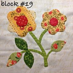 Mrs. Lincoln's sampler quilt by Anita Ireat