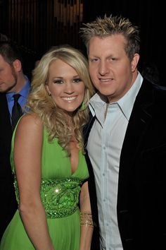 Carrie Underwood - 35th Annual Peoples Choice Awards - Backstage