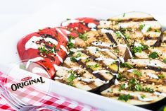Grilled Vegetable Marinade - Astro.ca