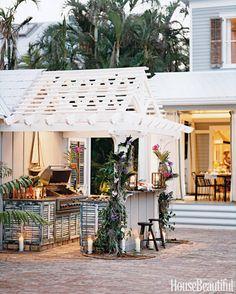 Cocina col Libre Aire Ideas de Diseño - Cocina Al Aire Libre Fotos - Casa Bella