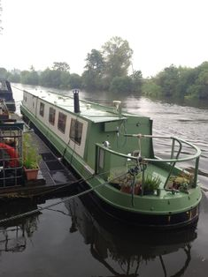 57 foot narrow boat
