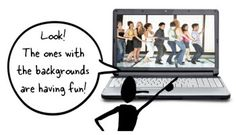 The Rapid E-Learning Blog - Cool backgrounds will make you the life of the elearning party.