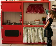 Kitchenette from a wall unit/entertainment center