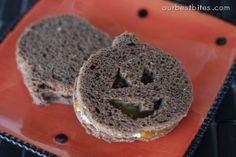 easy halloween sandwich