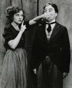 "Chaplin-- ""The Great Dictator"""