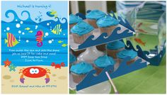 Wave Cupcake Stand Edging