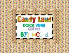 Reading Month Theme candy land | 00 candy land houghton mifflin themes $ 15 00 peace themed ...