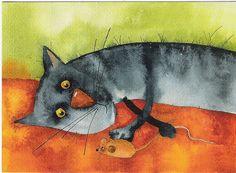 Cat RR #58 by W105akaMoke, via Flickr