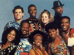 The Wayans Family - TV & Movies on Pinterest | Marlon ...