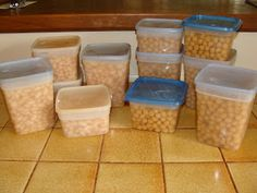Cheap Beans: Cooking and Freezing Dry Beans