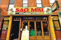 Sao Mai - 141 Second Ave., nr. 9th St.