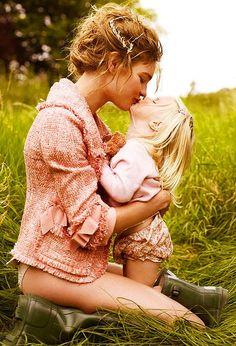 I love this sooooooooooooooo much! #mother #daughter #sweet
