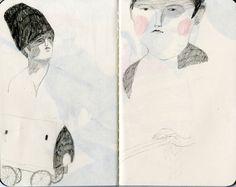 Melissa Castrillon : sketchbook