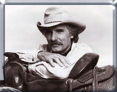 Dennis Weaver was one of those rare men who actually got more and more handsome as time went by.