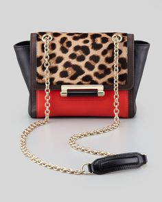 Great bag for evening, or add a punch to your daytime wardrobe.