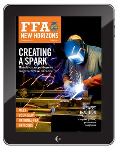Download the FFA New Horizons app for smartphones and tablets!