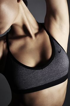 Unlimited movement. Light Support. Move like never before in the Nike Pro Indy. #NikeProBra