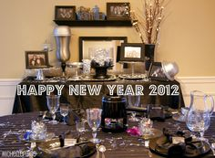 michelle paige: New Year's Eve Decor
