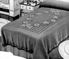 Lovelace Bedspread Pattern