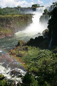 Iguazu, Brazil, Paraguay, Argentina