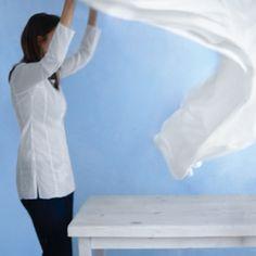 Get Brighter Whites: How to Clean Vintage Linens | Martha Stewart