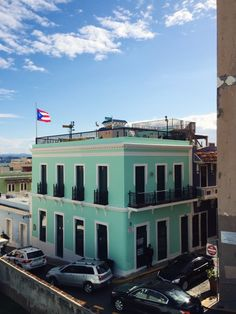 Old San Juan, PR. Photo by Angie on @VSCO
