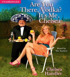 love chelsea handler books