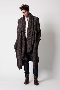 I want that coat.