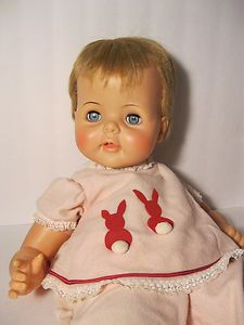 Original 1960's Thumbelina doll
