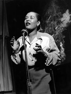 Billy Holiday.....