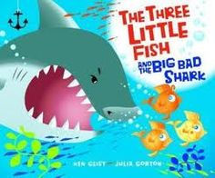 Haven't read this one yet...Take off on the Three Little Pigs- Could be a good activity to have each student create their own version of a classic tale books, crunch, three little pigs, ocean themes, hous, shark, big bad, book reviews, kid
