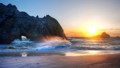 Big Sur, Calif. | 11 Romantic Destinations With No Cell Service