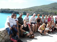 With Friends on the Island Tour  Curaçao - 2010