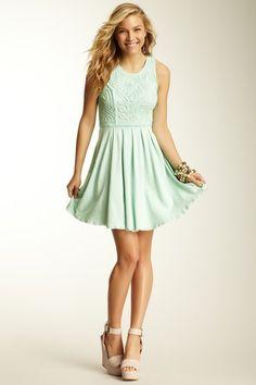 Sassy Soutache Dress on HauteLook