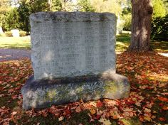 Life From The Roots: Proctor of Lowell, Massachusetts -- Tombstone Tuesday #genealogy #familyhistory
