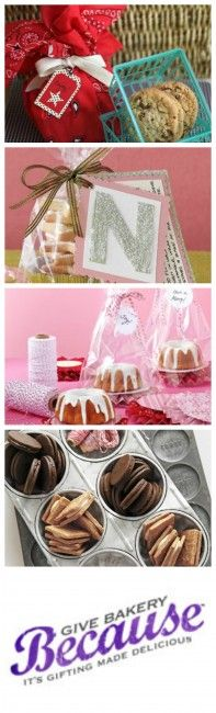 We can't get enough of these gift ideas from Debbie Doo's. #givebakery