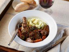 wine, food chicken, chicken dinners, chicken recipes, coq au, slow cooker, au vin, comfort foods, cold weather