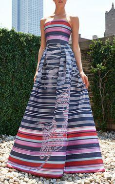 Carolina Herrera Resort 2014 Trunkshow Look 2 on Moda Operandi