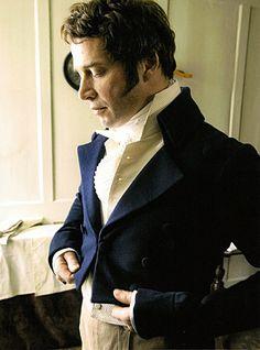 James Purefoy in Beau Brummell: This Charming Man #ElPure-foy #perioddrama #Regency